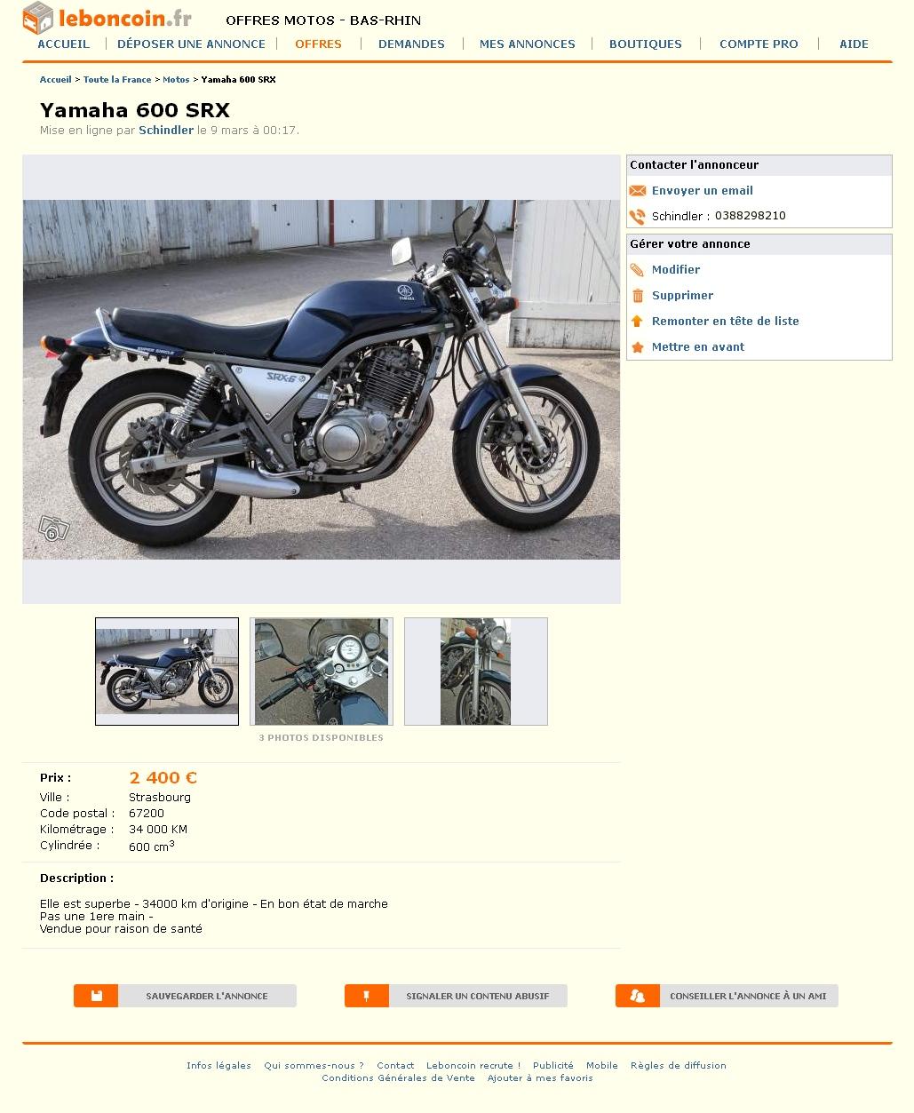 Bonnes Affaires Moto Sur Leboncoin 11 Mars 2013 015
